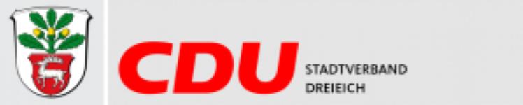 Antwort der CDU Dreieich